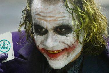 HMRC and The Joker