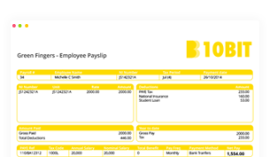 Payroll Page Mobile Banner