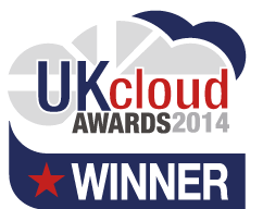 uk cloud awards 2014 winner