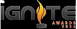 Ignite Awards 2014 Logo