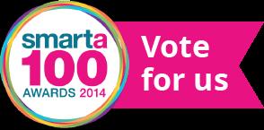 Smarta 100 Awards 2014 Logo