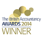 British accountancy awards logo