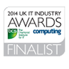 UK IT industry awards logo