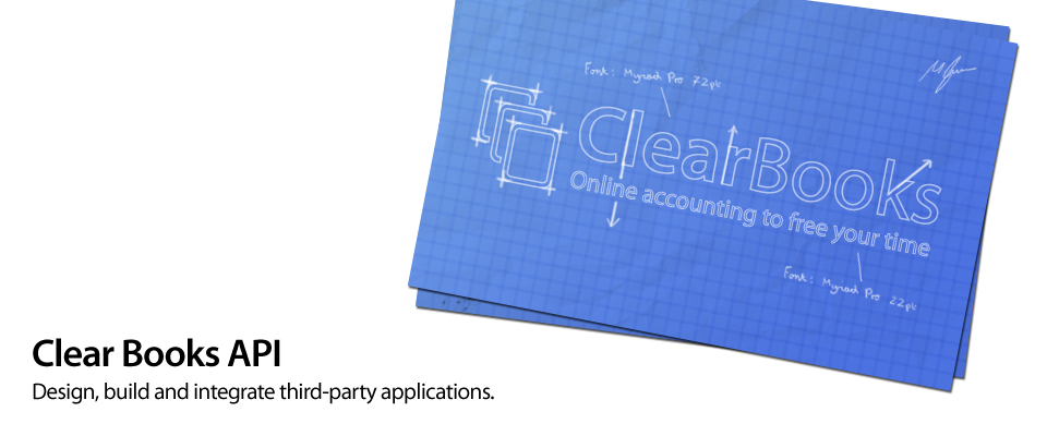 Clear Books API. Design, build & integrate third-party applications with Clear Books.