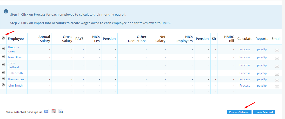 support guides overview how to calculate multiple employee wages