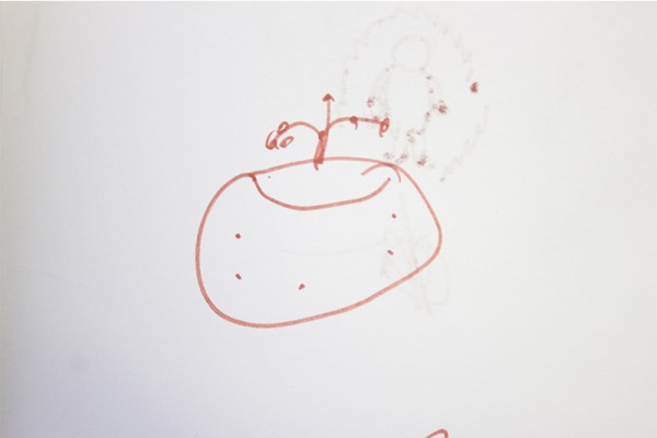 'Christmas Pudding' - by Anan