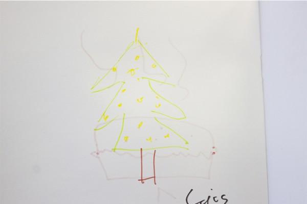 'Christmas tree' by Lajos