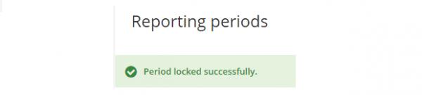 Locking Periods Step 4