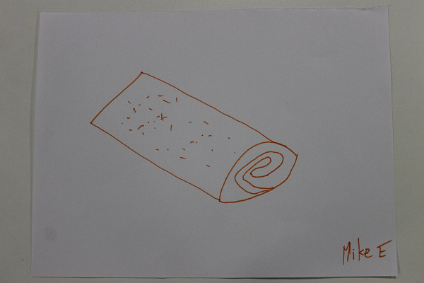 Mike-Evans-Yule-Log-Drawing