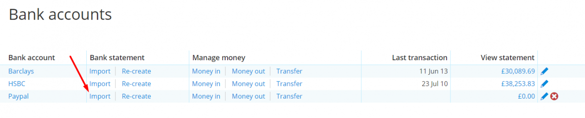 how to set automatic paypal oayments